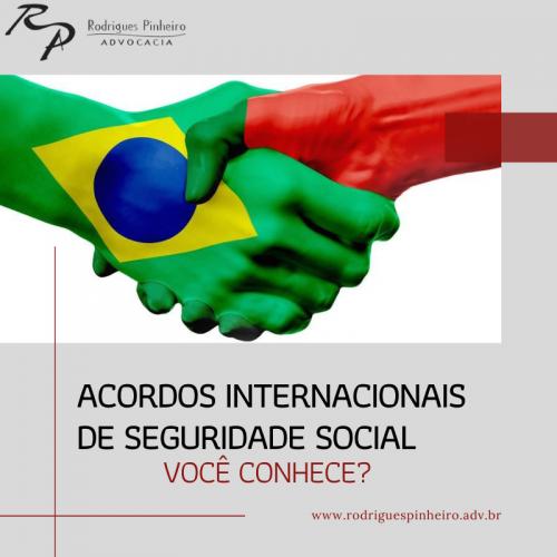 Acordos Internacionais de Seguridade Social