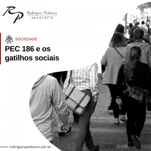 PEC 186/2019 e os gatilhos sociais
